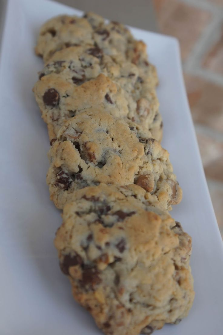Doubletree Hotel Cookies! | Food,glorious food | Pinterest