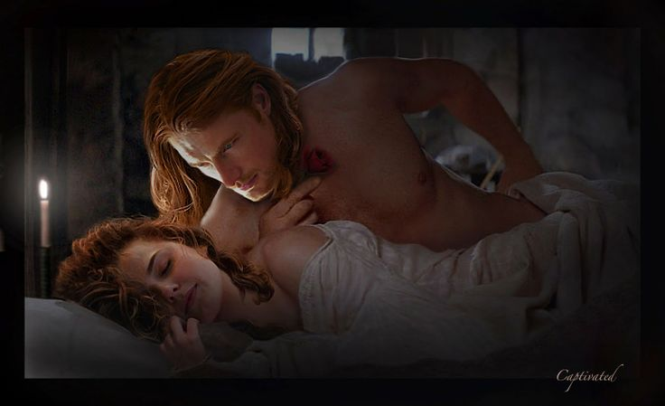 jamie  claire fan art | The Outlander TV Series: Outlander Fan Art by Captivated2
