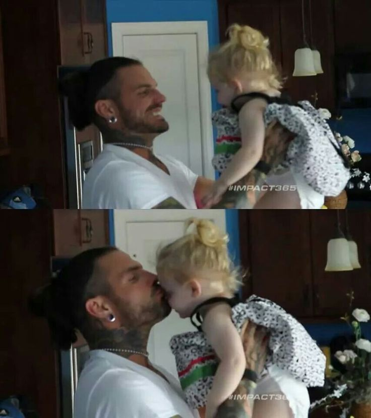 Jeff and his daughter RubyJeff Hardy And His Daughter