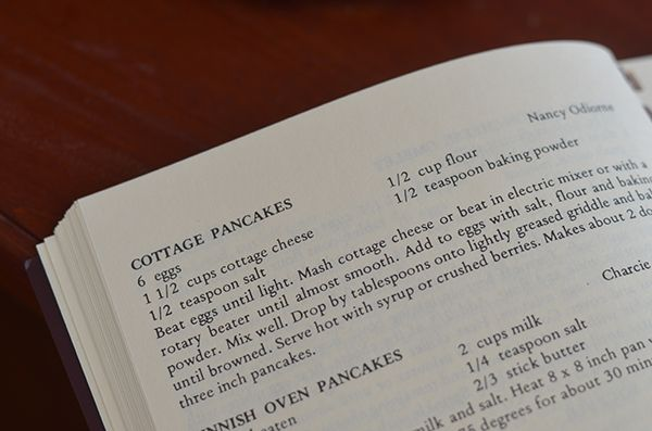 Cottage Pancakes | Recipes -- BREAKFAST | Pinterest
