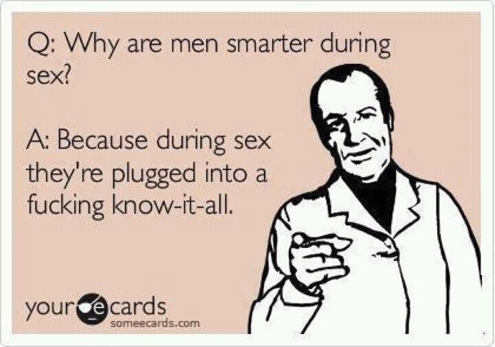 made me laugh..