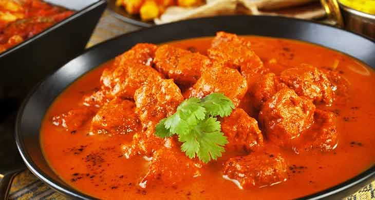 Red Hot Chicken Curry | Food | Pinterest