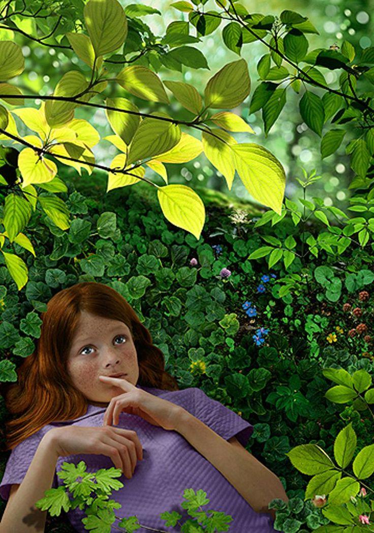 Ruud van Empel, Dawn 2008