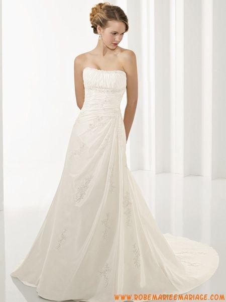 Robe de mariage  Robe de mariée pas cher  Pinterest