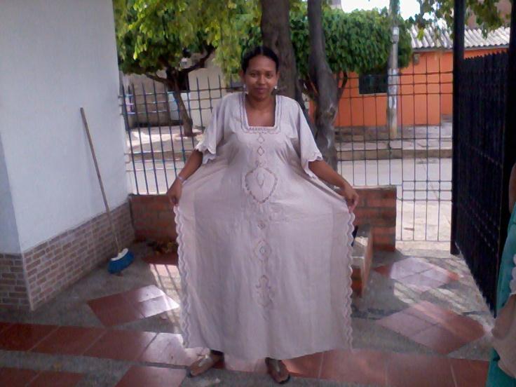 Una sencilla manta Wayuu