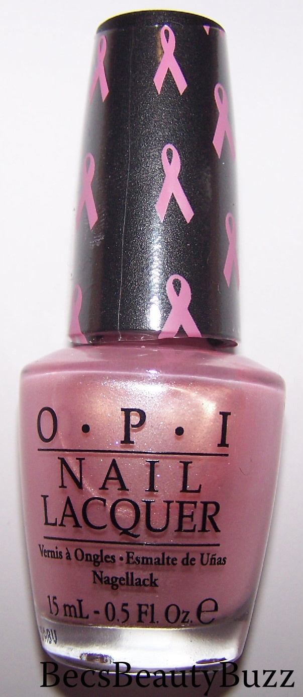 OPI Pink Of Hearts 2010Opi Pink Of Hearts 2012