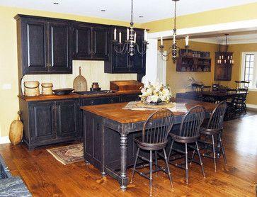 colonial kitchen decor ideas pinterest