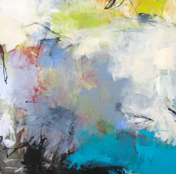 Meadow - Charlotte Foust | Art | Pinterest