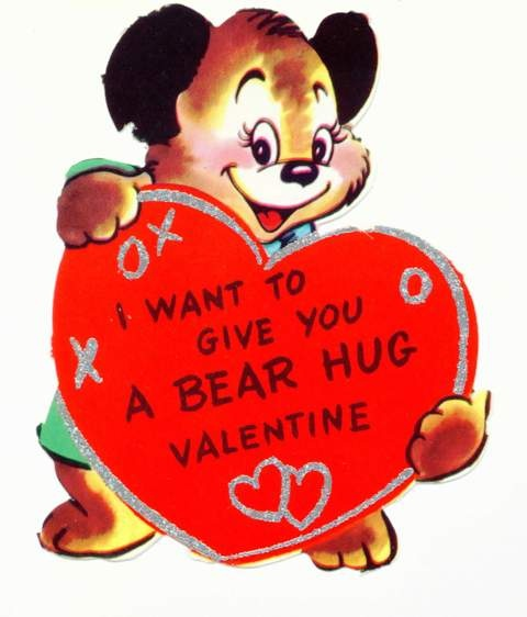 yogi bear valentine cards