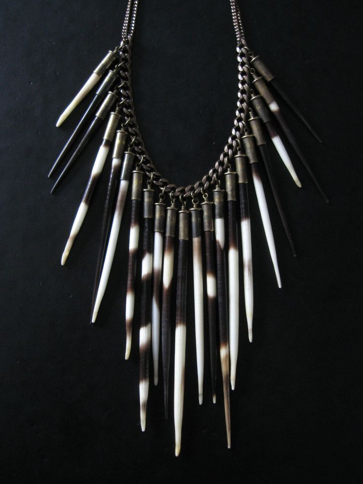 Porcupine Quill Jewelry Porcupine Quill...