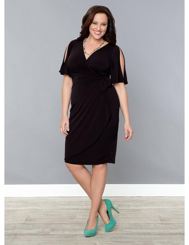 plus length dresses mid calf length