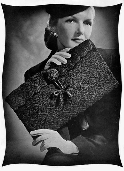 1940s Vintage Bag