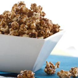 Spicy Caramel Popcorn | Sugar Rush | Pinterest