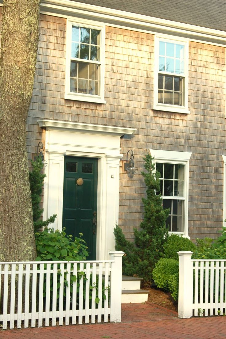 Nantucket Shingle Cottage Quaint Cottages Pinterest