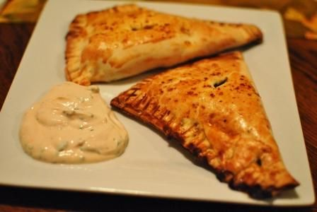 sweet potato and black bean empanadas | Appetizers, Hors d'oeuvre, Fi ...