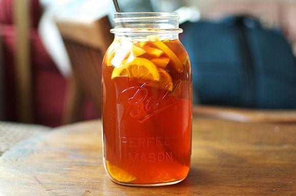 Bourbon Sweet Tea | 23 Delicious Ways To Drink Whiskey Tonight