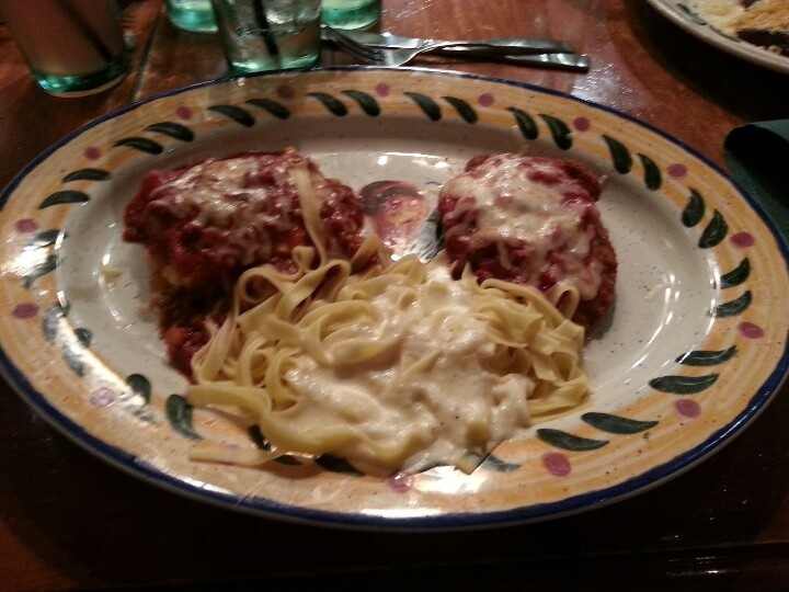 Olive Garden Tour Of Italy Food