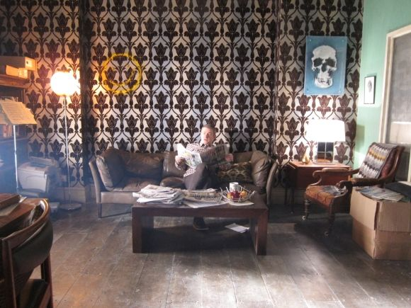 sherlock living room wallpaper joy studio design gallery
