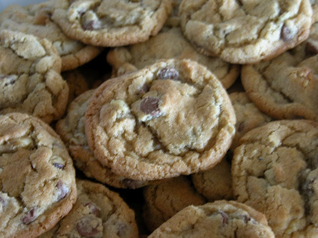 Big, Fat, Chewy Chocolate Chip Cookies | Cookies & Bars | Pinterest