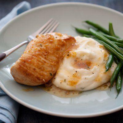 Rosemary-lemon chicken | In The Kitchen | Pinterest