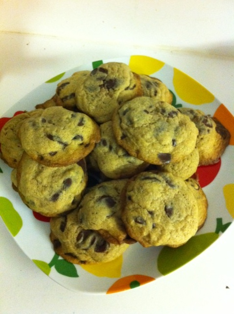 Chocolate chip ginger cookies! | Baking & Cooking | Pinterest
