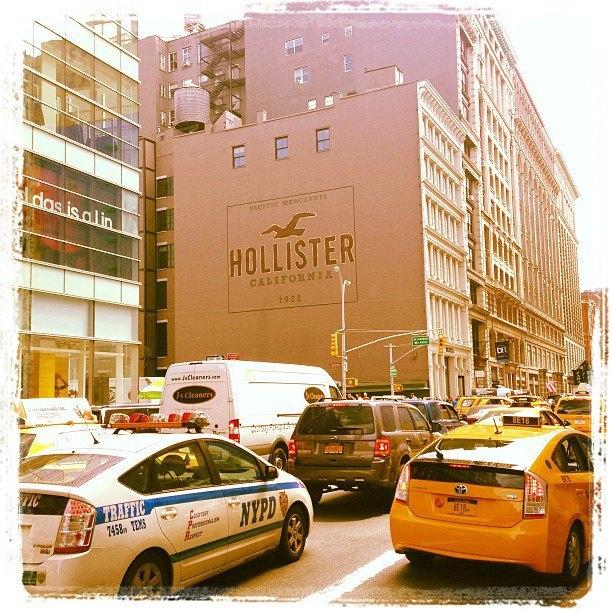 Soho New York Schoudertas : Soho new york picture to pin on daddy