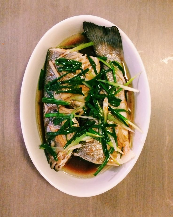 ginger and scallion classic ginger and scallion fish boil and trouble ...