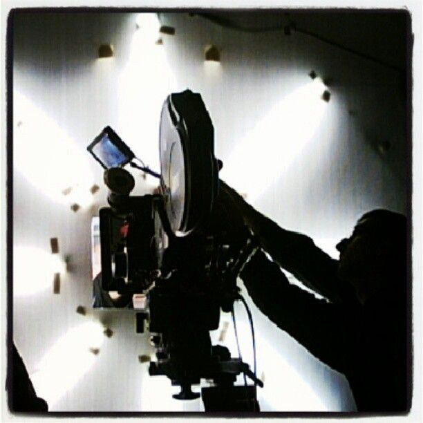 """ARRI - Arriflex #cinema #camera #work #light #backlight"" By @FujiShyusuke"
