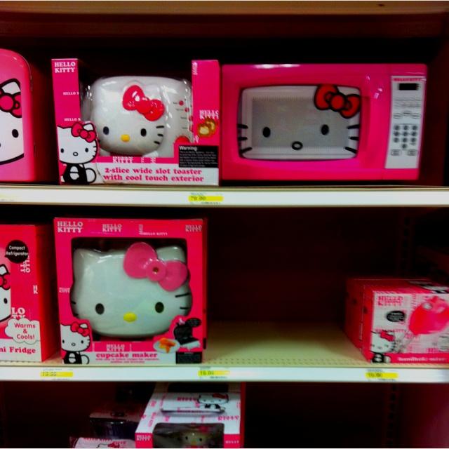 Appliance Hello Kitty Appliances