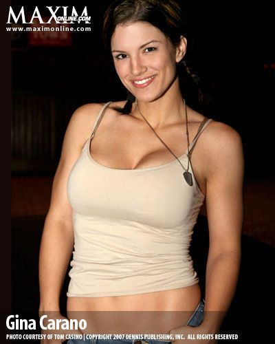 Henry Cavill has been dating Gina Carano for 4 months: hot or not so ...