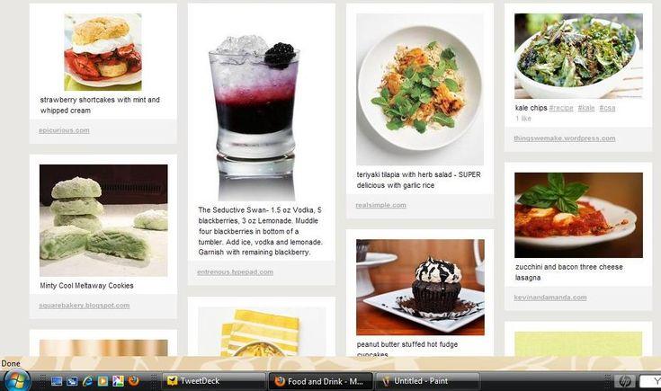 Instructions for Pinterest