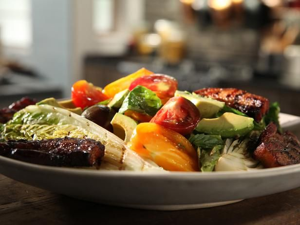 Bacon, Avacado and tomato Salad...Yes Please! | Low carb | Pinterest