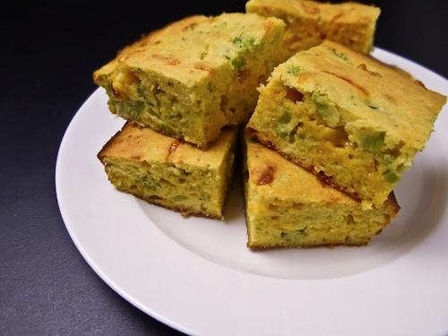 Broccoli Cheddar Cornbread | Food | Pinterest