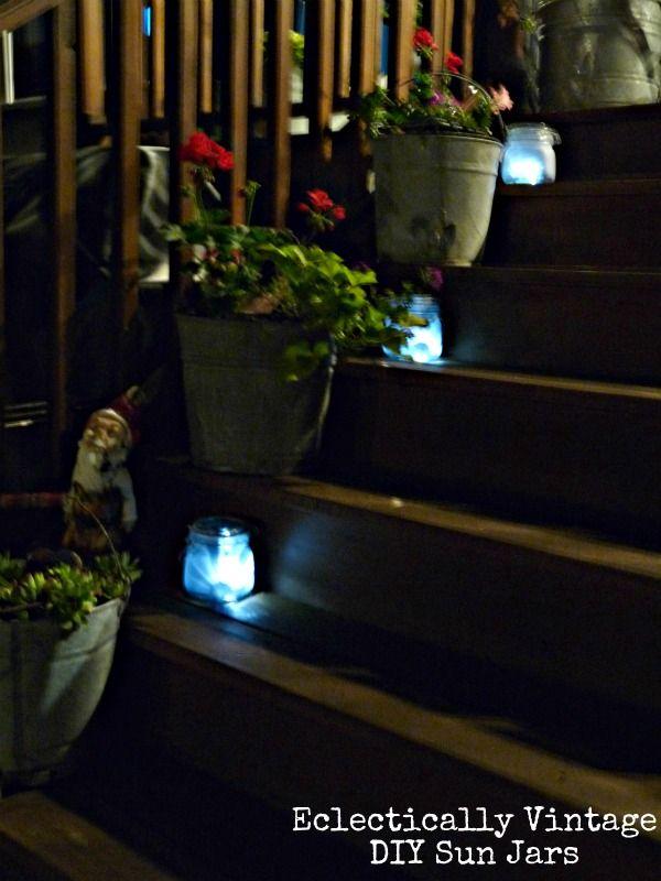 discount purses online Sun Jar DIY