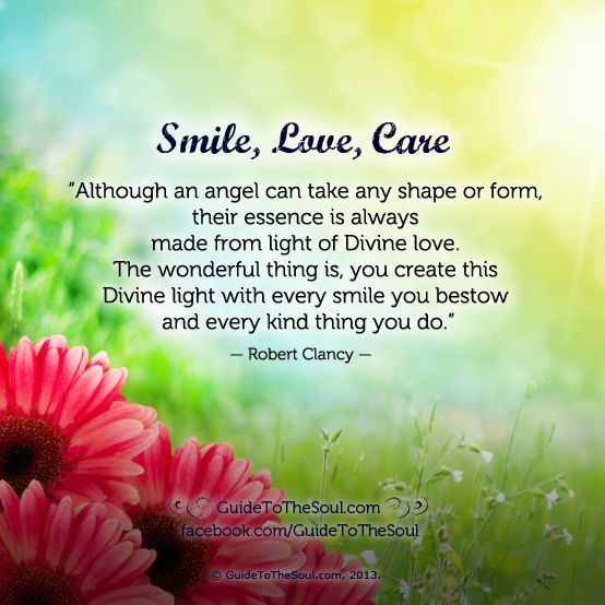smile love care quotes inspirational sayings pinterest