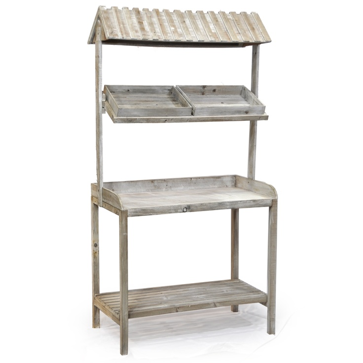 Market Stand Designs : Wooden produce stand with roof our farmer s market