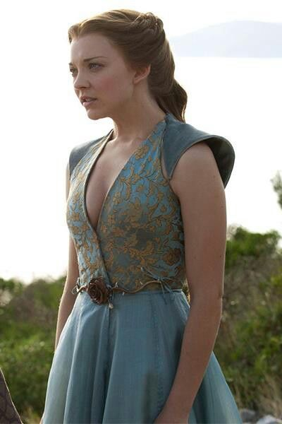 Margaery Tyrell dress | wishful thinking | Pinterest