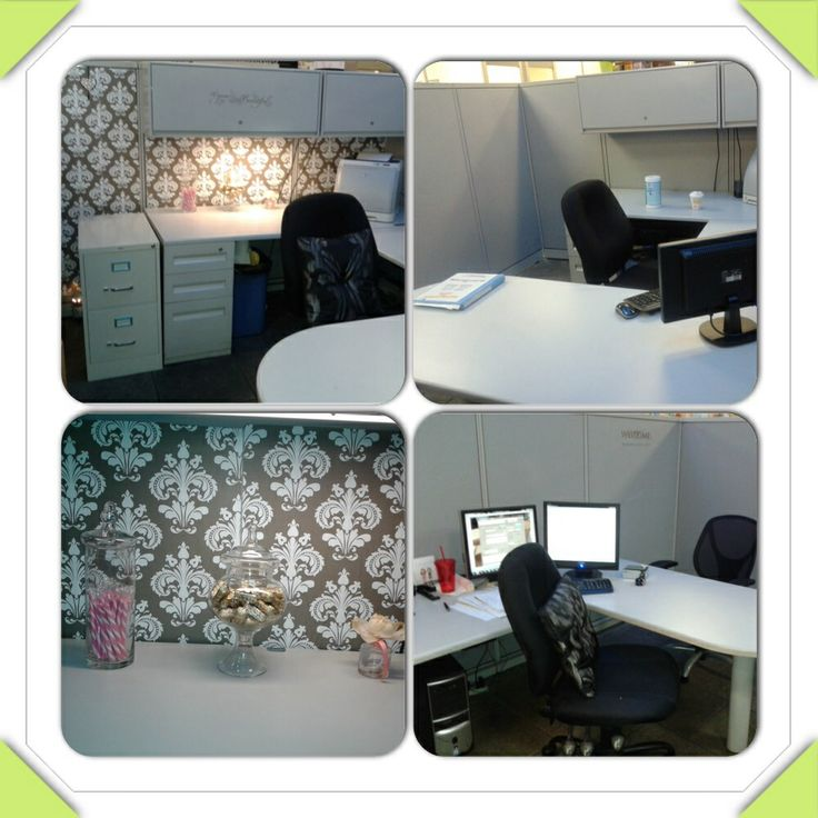 Pinterest cubicle decor joy studio design gallery best for Cubicle wall decor