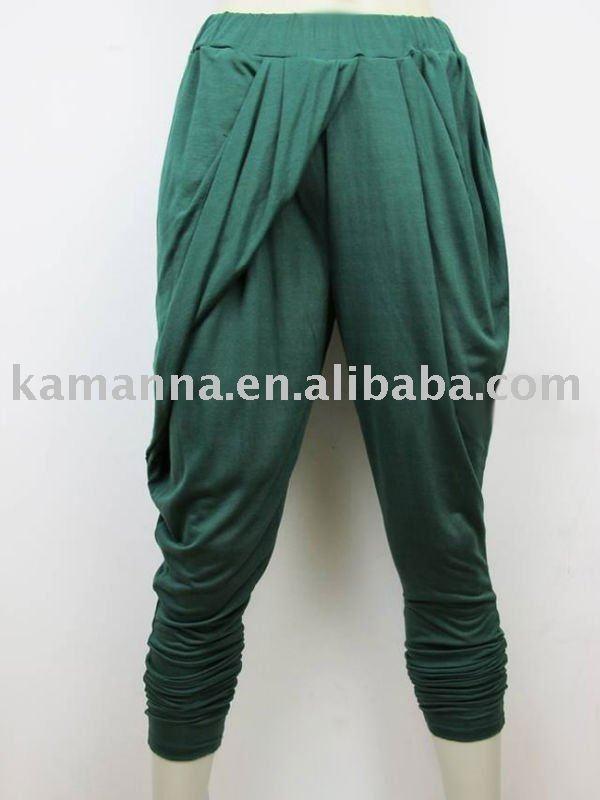 S Fashion Parachute Pants