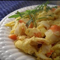 Lobster Scrambled Eggs Allrecipes.com