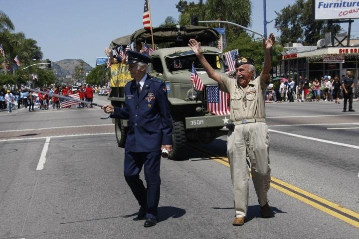 memorial day parade la crosse wi