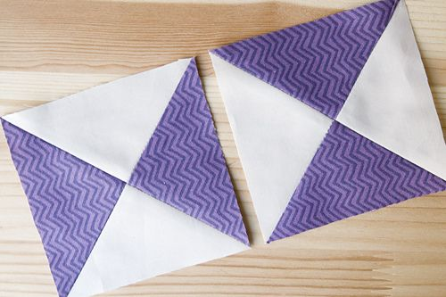 Quilt Block Pattern Hourglass Block...