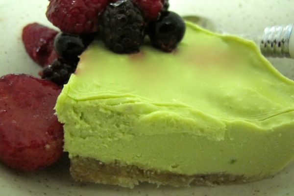 Avocado Lime Cheesecake Recipe — Dishmaps