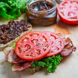 Bacon Jam BLT | Food, Glorious FOOD | Pinterest