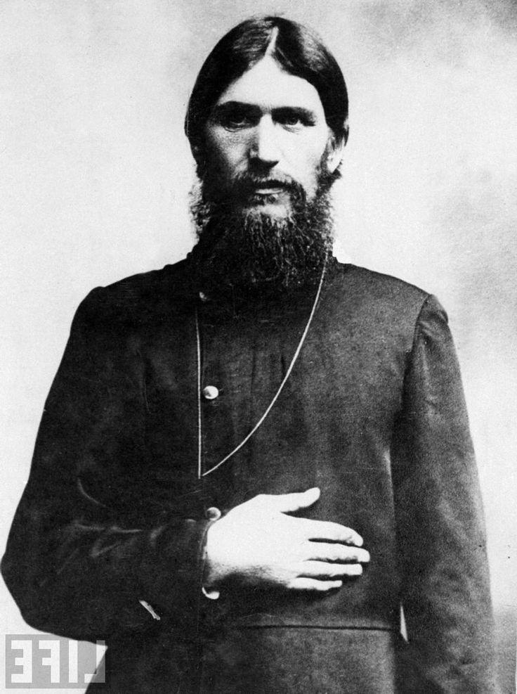 Gregory Rasputin | photography | Pinterest