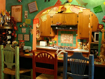 Mexican traditional kitchen mexico lindo y querido for Traditional mexican kitchen
