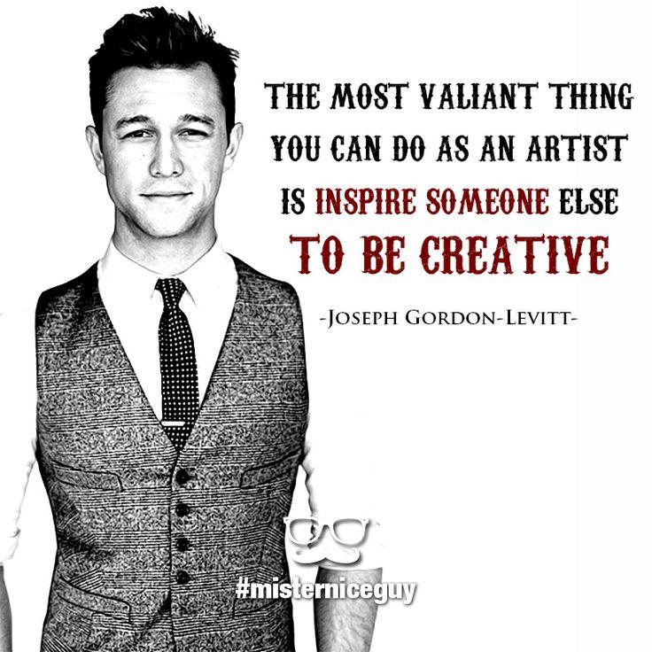 Joseph Gordon-Levitt Quotes. QuotesGram Joseph Gordon Levitt Quotes