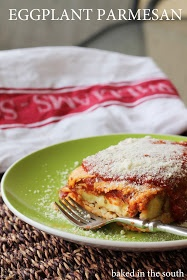 baked in the south: Classic Eggplant Parmesan