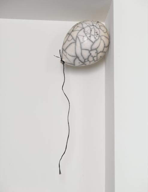 Sivan Sternbach, Post raku balloon, 2012