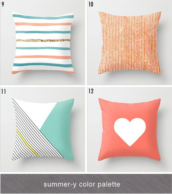 summer throw pillow ideas Home Accessories Pinterest